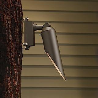 kichler Woods 15494AZT 景观灯–2.41。–纹理建筑用青铜