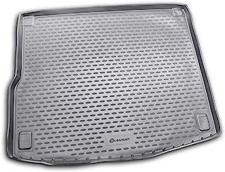 Element EXP.NLC.51.31.B13 定制贴合橡胶靴衬垫保护垫-大众途锐 SUV 2010-2018,黑色