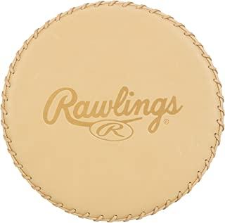 Rawlings 棒球 手套 带型地垫 EAC8F09 驼色 约35X35cm