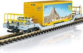 LGB L45925 模型铁路车厢,彩色