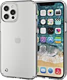 Elecom 宜麗客 iPhone 12 Pro Max 手機殼 混合動力 耐沖擊 透明 PM-A20CHVCCR