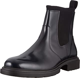 HUGO 男士 Dart_cheb_boneo 切尔西靴