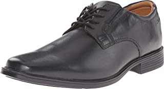 Clarks Tilden Plain Derbys 系带皮鞋