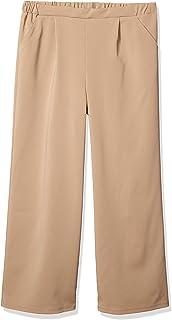 Cecile 裤子 宽型 可机洗 2种长度可选 日本制造 MP-1852 女士