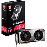 MSI 微星游戏 Radeon Rx 5700 Xt 256位8GB GDDR6 HDMI / DP 双风扇 Cross…