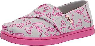 TOMS 儿童 Espadrille 运动鞋