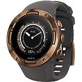 Suunto 5 轻巧紧凑的 GPS 运动手表,全天候活动跟踪和基于手腕的心率