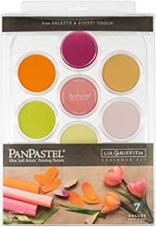 Colorfin, PanPastel 艺术家蜡笔,7 色 Lia Griffith 设计师套装 (30083)