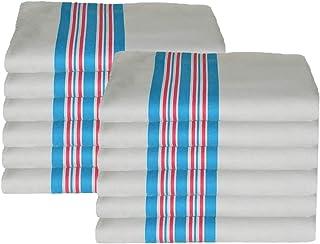 豪华*婴儿毯,* 纯棉婴儿毯,76.2 x 101.6 厘米 - 12 件装