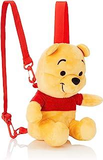 Disney 迪士尼 小熊维尼 玩耍的背包 3用 毛绒玩具 背包 男孩 女孩