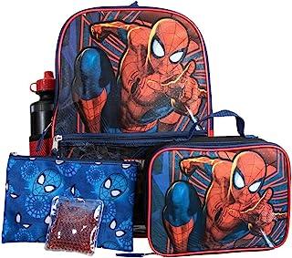 蜘蛛侠漫画书*英雄 5 件套袋套装