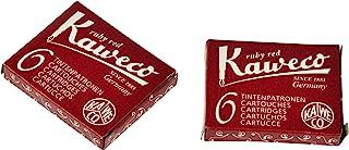 Kaweco Accessory - 配件钢笔、宝珠笔专用墨囊(红色)