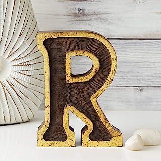 装饰木字母(R)