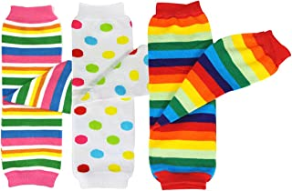 allydrew 3 件装护腿套 不同风格 适合婴幼儿