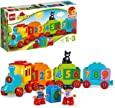 LEGO 乐高 拼插类 玩具 DUPLO 得宝系列 数字火车