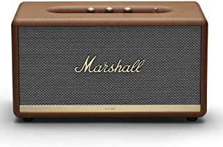 Marshall 马歇尔 Stanmore II 蓝牙扬声器,棕色