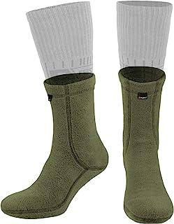 281Z *保暖衬里靴袜 - 户外战术徒步运动 - Polartec 抓绒冬季袜子