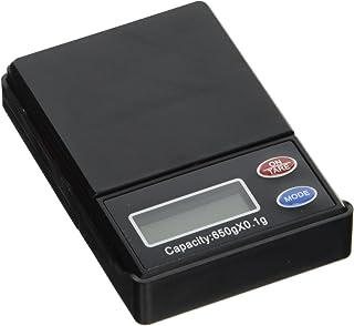 Weighmax 数字口袋秤 650 克 x 0.1 克,适用于贵金属、珠宝、实验室、饮食、兴趣爱好 (BX-650C)