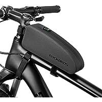 RockBros 自行车框架袋防水 IPX4 顶管包自行车前部手机袋自行车自行车旅行配件袋