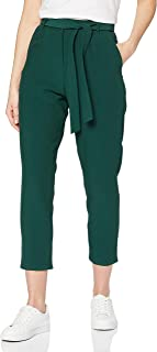 PIECES 女士长裤 Pcalbia Hw 裤子Noos