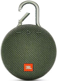 JBL Clip 3 便携式防水无线蓝牙扬声器JBLCLIP3GRNAM