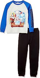 Bandai 睡衣 奥特曼虎 附玩具睡衣 47863 蓝色 日本 110 (日本サイズ110 相当) 478630509 男童