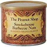 The Peanut Shop of Williamsburg 熏制房烧烤花生,10.5 盎司/298克