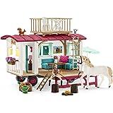 Schleich 马俱乐部 43 件套玩具组合套装,适合5-12岁女孩和男孩,小马玩具,秘密俱乐部会议