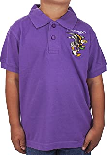 Ed Hardy Little Boys' Panther Polo Shirt