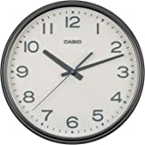 CASIO(卡西欧) 挂钟 金属灰 直径32cm IQ-99-8JF