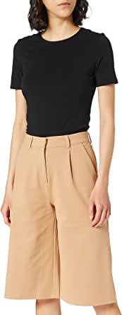 ICHI 女式 Ihkate Trend Coulotte 休闲短裤