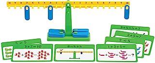 Edx 教育数字平衡活动套装 - 数学平衡 - 数数玩具 - 学习加减和乘法