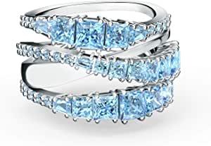 施华洛世奇缠绕式戒指