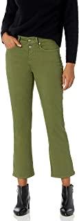 NYDJ 女式 Marilyn 直筒牛仔裤
