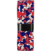 Rawlings 2.75mm Bat Grip, Red/Blue/White