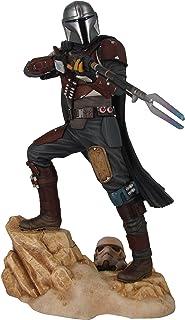 Gentle Giant Star Wars Premier 系列:曼陀罗 MK1 雕像,多种颜色,12.7 厘米