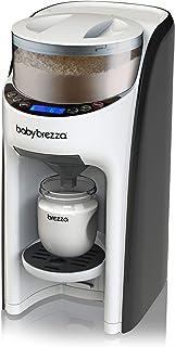 BabyBrezza Formula Pro Advanced 自动奶粉机 FRP0046 剂量控制/混合热水/一键式制备奶粉,黑色