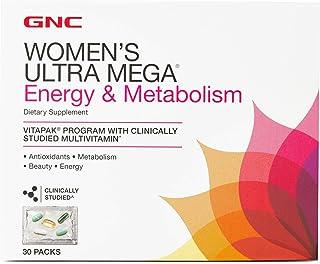 GNC 健安喜 Ultra Mega女性营养套餐包,30包