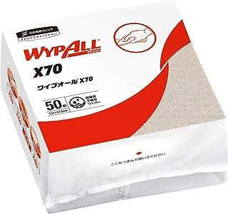 Crecia 擦拭巾 X70 4折 50枚/包×18包无纺布雨刮 常规款 60575