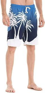 Clothin 男式速干冲浪沙滩裤,带口袋