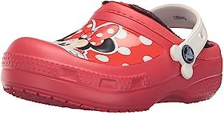 Crocs CC Minnie Lined 洞鞋(幼儿/小童)