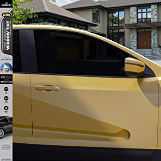 GILA XLB242 Midnight Black 2.5% Xtreme Limo Scratch Resistant Automotive Window Tint