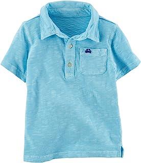 Carter ' s 婴儿中性款婴儿 POLO (婴儿) 蓝色 3 Months