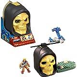 Mega Construx 宇宙大师 He-Man 喷气雪橇建筑套装,儿童搭建玩具