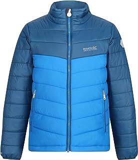 Regatta 儿童 Jnr Freezeway Ii 轻质全息金属材质,耐用的防水饰面和隔热夹克