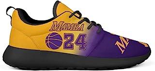 Unicorns Farting Basketball-Legends-Mamba-MVP-24- 男式印花运动鞋时尚轻便运动鞋