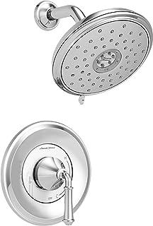 American Standard TU052501.002 Delancey 淋浴套装,带压力平衡阀头,抛光镀铬