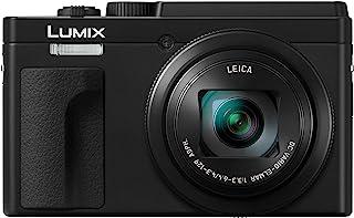 Panasonic 松下 Lumix TZ95 数码相机 21.1 MP 240 fps 30 倍变焦 4K 功能 WLAN 蓝牙