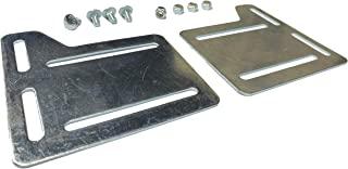 床头板扩展改装支架适配器板 - 2 件套