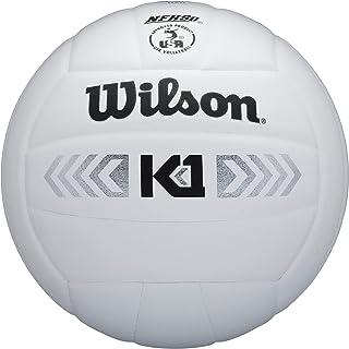 Wilson 威尔胜 K1 银排球 - 白色